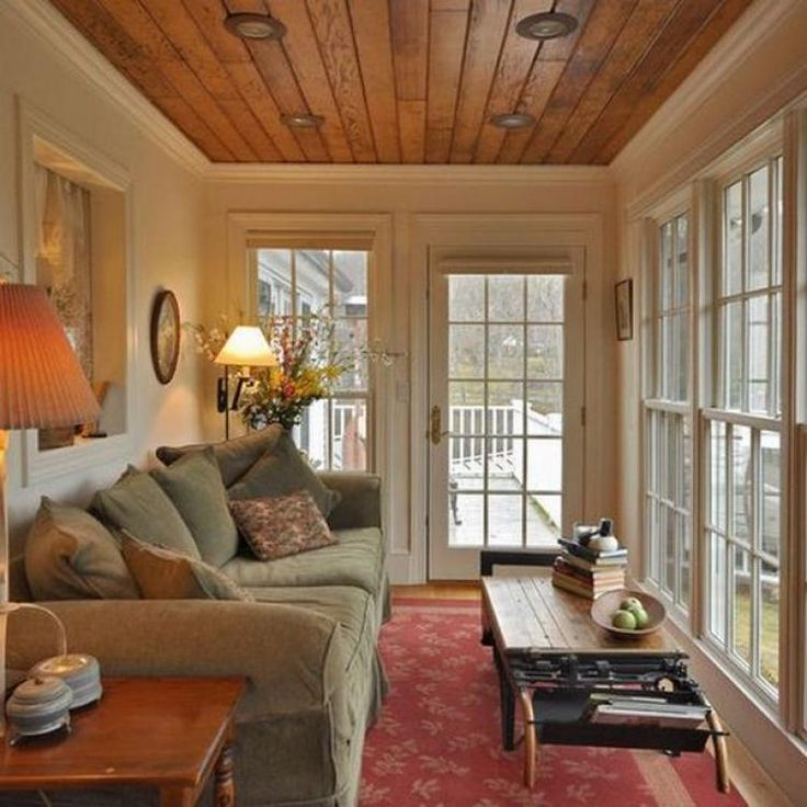 Porches Sunroom: 55+ Comfy Sunroom Ideas