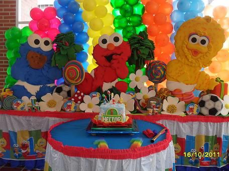decoracion de casa para fiesta de elmo buscar con google