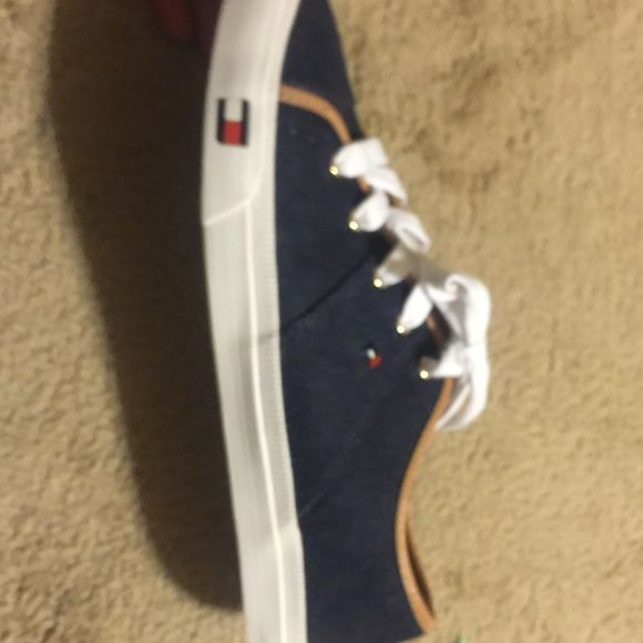 New Tommy Hilfiger Shoes!!! Gorgeous Tommy Shoes!! Tommy Hilfiger Shoes Sneakers