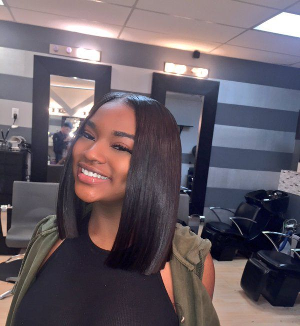 Pleasant 1000 Ideas About Black Bob Hairstyles On Pinterest Black Bob Hairstyle Inspiration Daily Dogsangcom