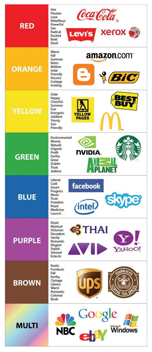 #color #branding #logo
