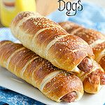 Pretzel Dogs by Seeded at the Table