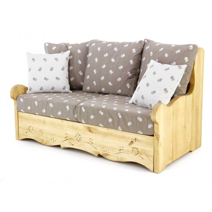 102 best canap s chalet et montagne ga images on. Black Bedroom Furniture Sets. Home Design Ideas
