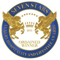 We are proud to announce that Le Royale Sonesta is the recipient of the SIGNUM VIRTUTIS, the Seal of Excellence, from the 2015 Seven Stars Luxury Hospitality and Lifestyle Awards, in the Hotels & Resorts sector. Congratulations.#sevenstaraward.