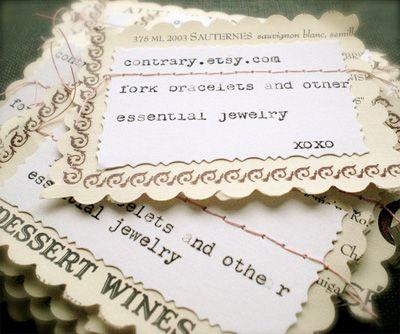 33 best homemade business cards images on pinterest carte de 12 handmade business cards reheart Gallery