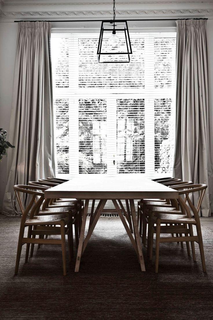 37 besten VorhangIdeen Wohnzimmer  Stube Bilder auf