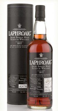 Laphroaig 27 Year Old acquired taste? Would like to taste more...