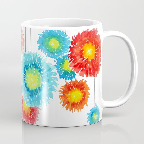 Available in 11 and 15 ounce sizes, our premium ceramic coffee mugs feature wrap-around art and large handles for easy gripping. Dishwasher and microwave safe, these cool coffee mugs will be your new favorite way to consume hot or cold beverages.