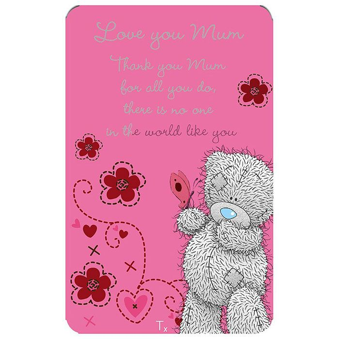 16 best Me to You Thank You Bears Cards images – Me to You Birthday Card