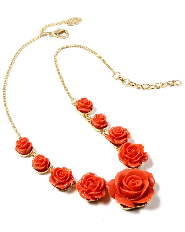 You need to see this Amrita Singh Tea Rose Resin Necklace on Rue La La.  Get in and shop (quickly!): http://www.ruelala.com/boutique/product/100563/30270118?inv=cwong16&aid=6191