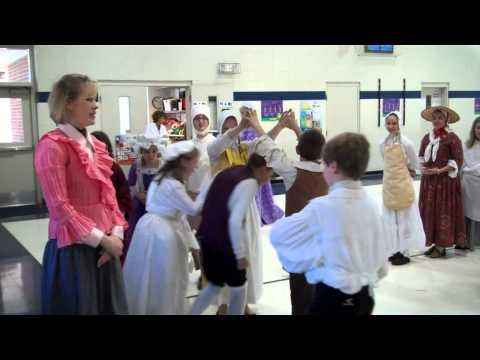 Fifth-grade students at Westminster Schools of Augusta celebrated the school's first-ever Patriot's Day on Thursday, Jan. 31. View a video from their colonial dance lesson.    Pictures can be found on the Westminster Flickr page - http://www.flickr.com/photos/westminsterschools/sets/72157632660451860/