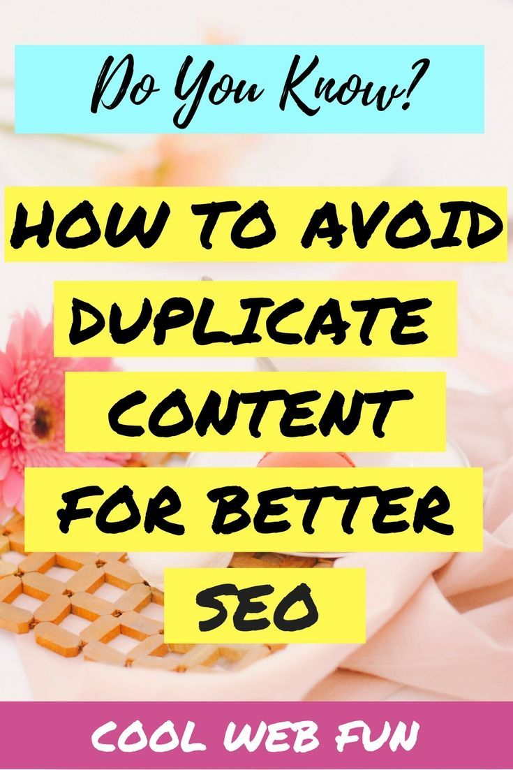 How to avoid duplicate content issues? Use URL redirection and canonical url to avoid duplicate content without any hassle. You should fix to use either www or non-www version to avoid duplicate url on the net. Check outhttp://www.coolwebfun.com/duplicate-content-canonical-tag/