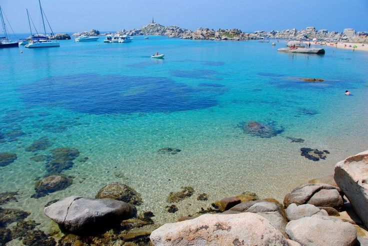Iles Lavezzi, Corse