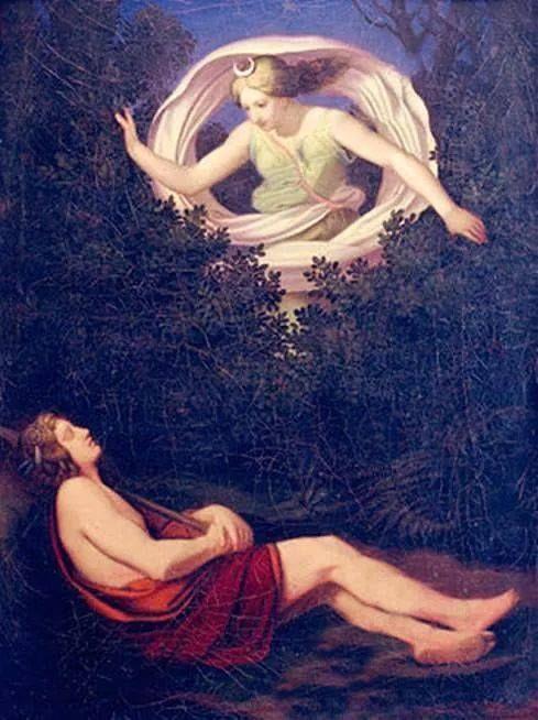 Moritz von Schwind (1804 – 1871) – Pintor Austriaco