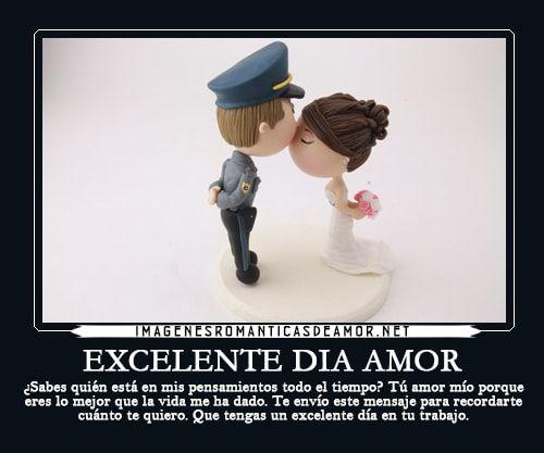 Las Mejores Imagenes De Amor Para Mi Novio Policia Frases De