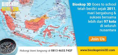 Peluang Usaha Bisnis Terbaru Bioskop 3d Mini Goes to School: Peluang Usaha Bisnis Hiburan & Edukasi Bioskop Min...