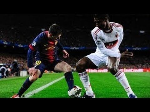 ▶ Lionel Messi ● Body Feint Show - YouTube