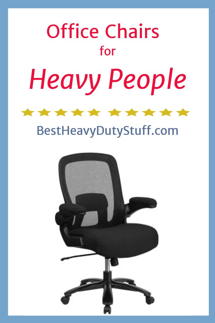 Best 400 Lb Office Chairs For Heavy People Office Chair Heavy