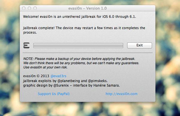 Updated. Bugs Fixed. #jailbreak #evasi0n #evad3rs http://gdeluxe.com/evasi0n-1-1-download-jailbreak-ios-6-x/