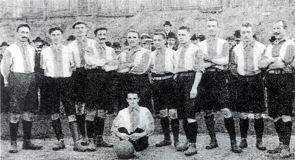 Deutscher Meister 1904: Berliner TUFC Union Berlin