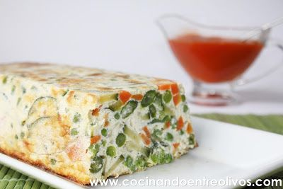 Cocinando entre Olivos: Pastel de verduras. Receta paso a paso