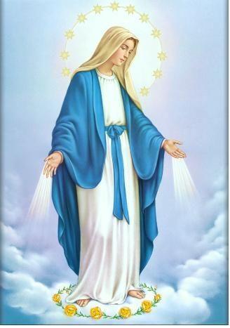 Virgin Mary | ... Parish / Catholic Liturgical Calendar / Immaculate Conception of Mary