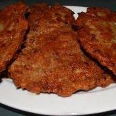 Mackerel Patties