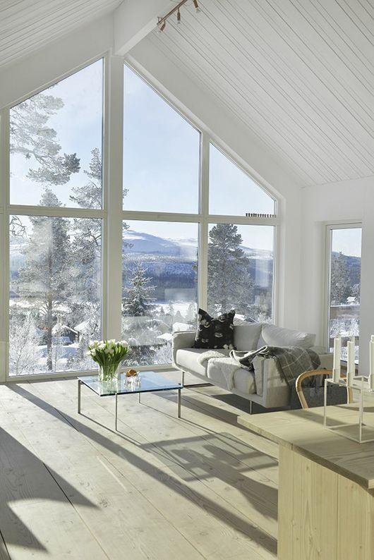 Inspiration fjällstuga - Ett Drömhus i Lofsdalen | Trendenser | Bloglovin'