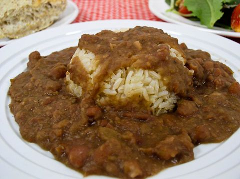 Susan Voisin's Red Beans and Rice