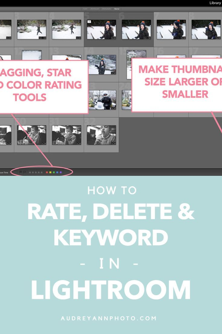 How To Rate Delete And Keyword Images In Lightroom Live Snap Love Learn Lightroom Learn Photo Editing Lightroom
