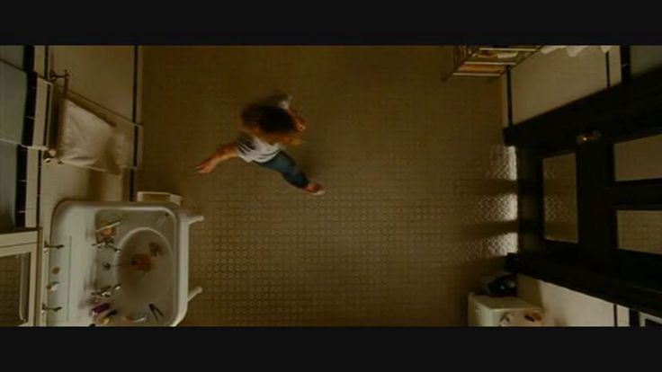 "This is a montage of straight-down shots used in various films.   This type of shot is commonly referred to as a ""God's Eye View"" angle. The camera…"