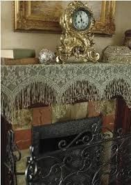 Christmas mantles and Fireplace mantle