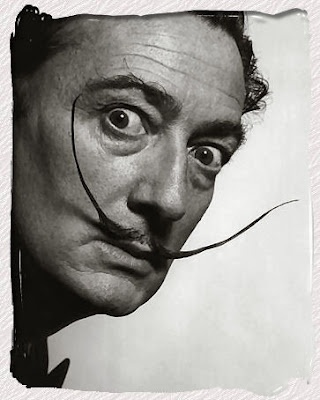 Salvador Dali. Art & Paint