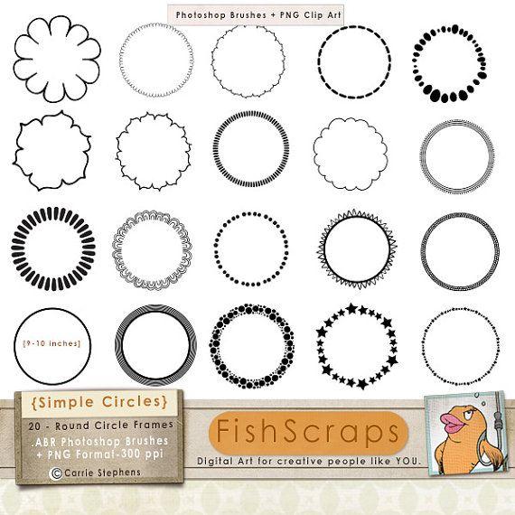 Black circle brush free vector download (12,853 Free ...