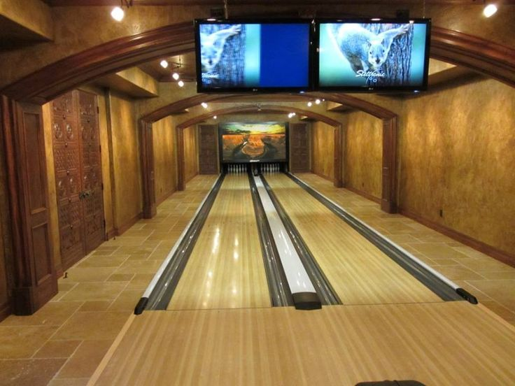 Bowling Alley Construction : Best images about bowling for the home on pinterest a