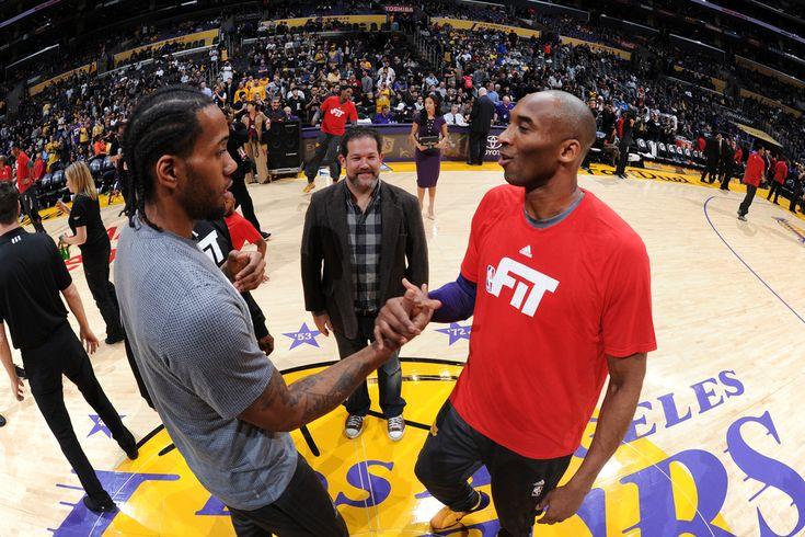Trevor Ariza: Kawhi Leonard Has 'Kobe Moves'