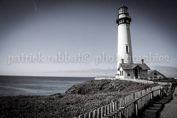 Pigeon's Point Lighthouse Photo Fine Art Photography