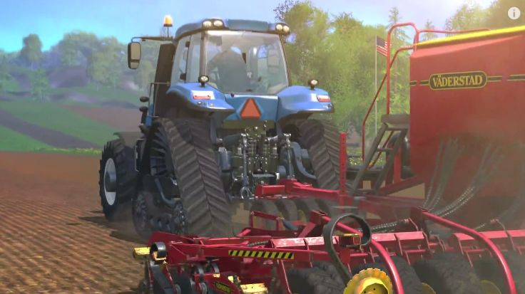 Farming Simulator 15 is the reason you bought a PS4 or Xbox One   Online multiplayer! A new woodcutting activity! Console-exclusive Liebherr! Buying advice from the leading technology site