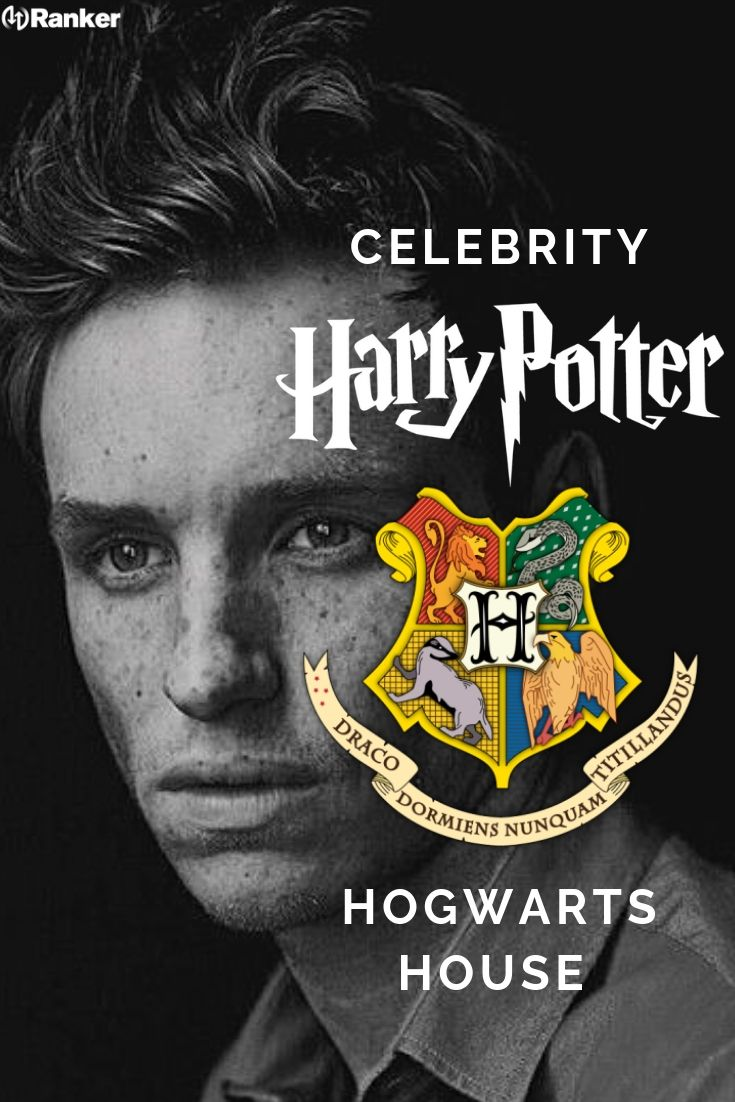 Which Hogwarts Houses Would Celebrities Be Sorted Into Which