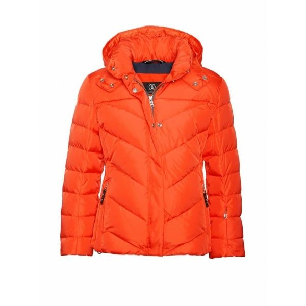 Bogner Sarina Girls Ski Jacket in Orange  https://www.white-stone.co.uk/childrens-c274/ski-c279/ski-wear-c227/bogner-sarina-girls-ski-jacket-in-orange-p5898