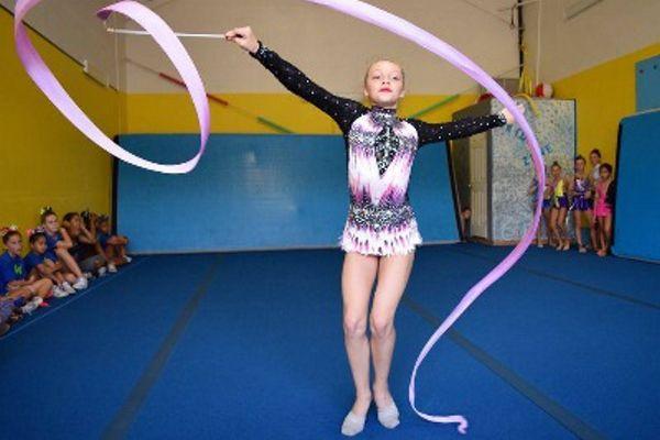 Rhythmic Gymnastics Dance Camp Week 2 LA LUNA - Rhythmic Gymnastics Academy Sammamish, WA #Kids #Events