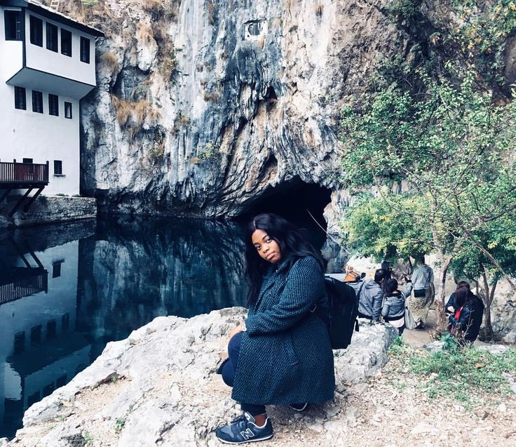 "102 Likes, 6 Comments - Ash | TheAshTreeJournal 🌸 (@theashtreegram) on Instagram: ""TGIF! 🎉 ___ A #flashback to that time I couldn't behave myself in Blagaj 😂😭. Finally imported the…"""