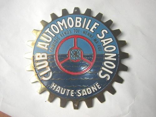 CLUB AUTOMOBILE SAONOIS - Haute Saone