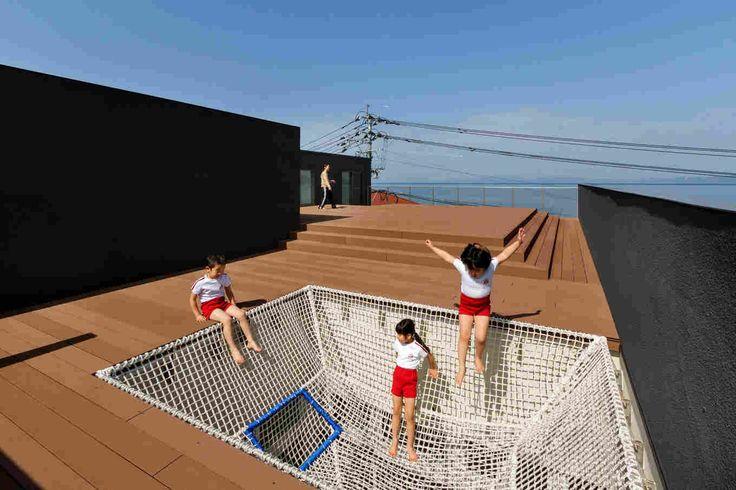 Ясли-детский сад ОВ в Японии