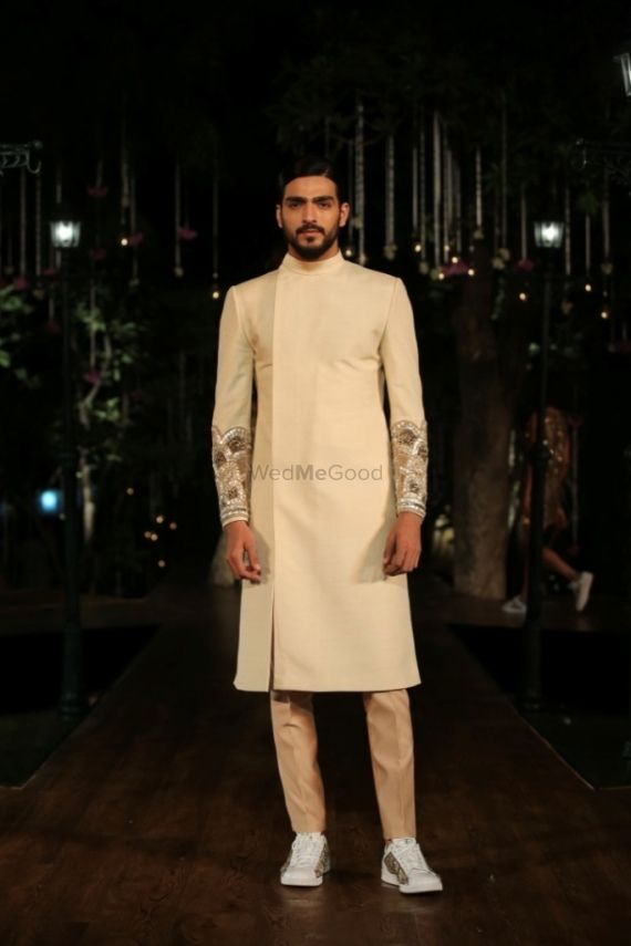 Ideas for Groom Wear, Decide what to wear - Sherwani or Wedding Suit