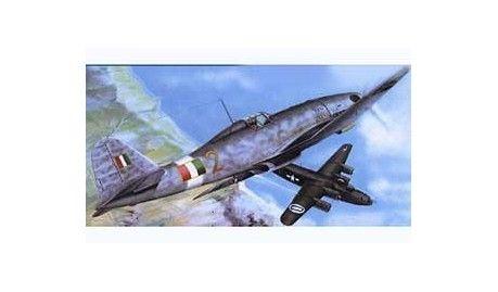 Smer - 802 - Maquette d'avion / Aircraft Model kit - Fiat G.55 -1/48