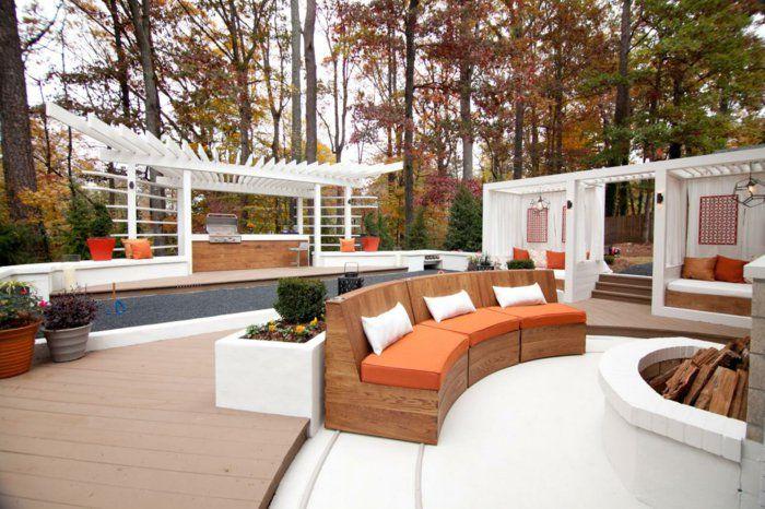 die 25 besten ideen zu holzpergola auf pinterest pergola ideen zu pergola und pergolen. Black Bedroom Furniture Sets. Home Design Ideas