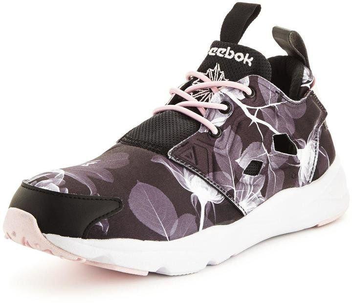 Pin for Later: 24 Cool Pairs of Trainers That Wont Make You Compromise Comfort For Style Reebok Furylite Graphic Fashion Trainer Reebok Furylite Graphic Fashion Trainer (£65)