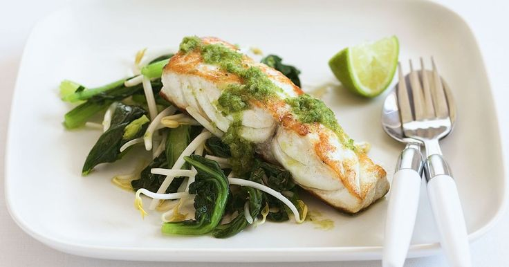 Thai flavours come to life in this spicy traditional fish dinner.