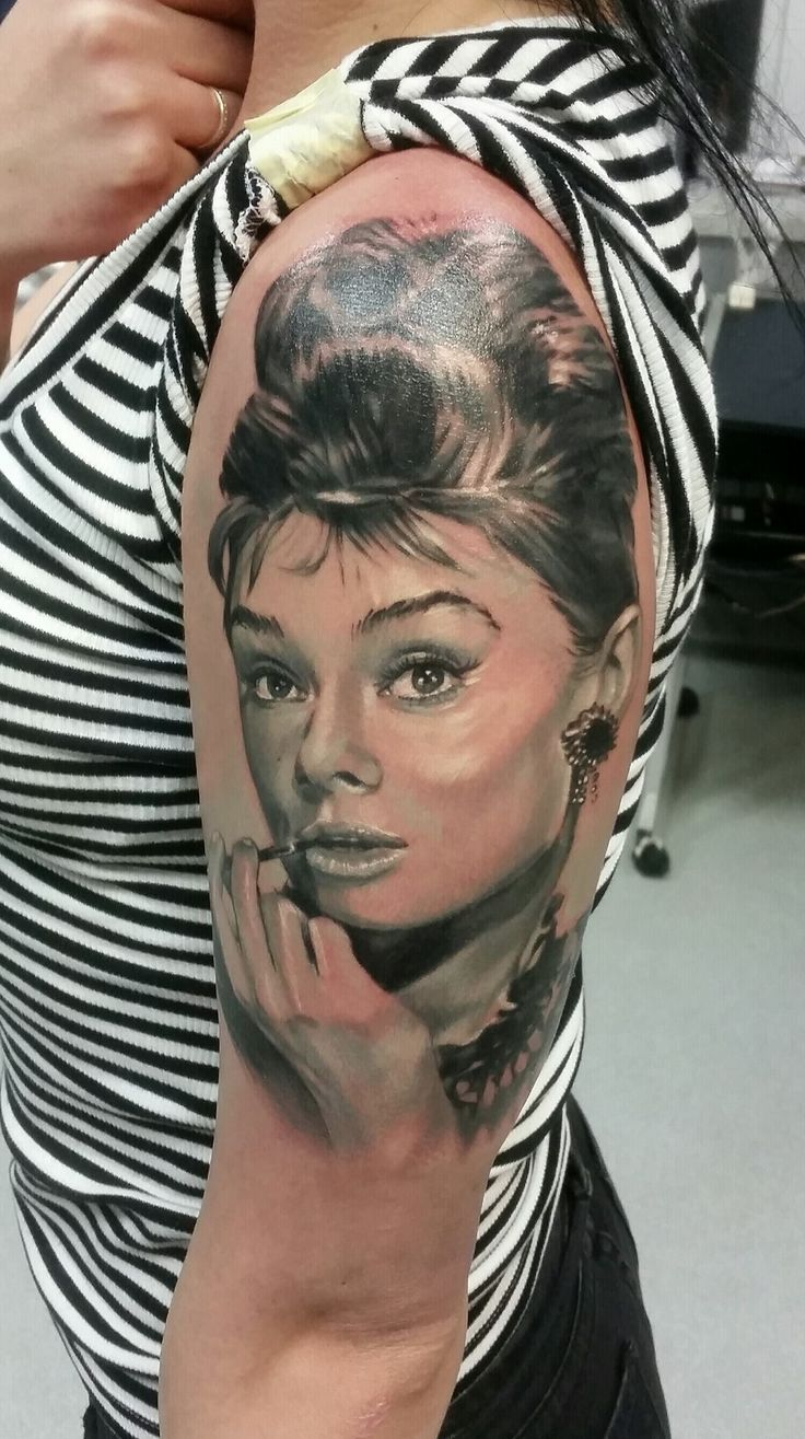Best 25 audrey hepburn tattoo ideas on pinterest quotes for Revival tattoo and piercing